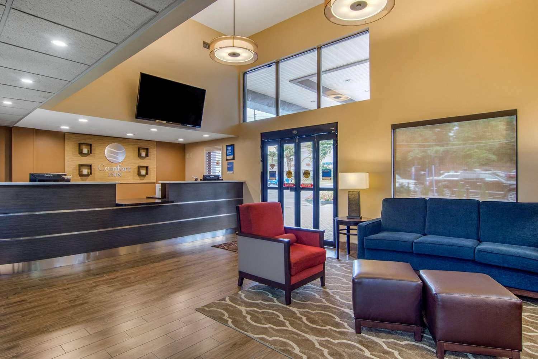 Lobby - Comfort Inn North Atlanta