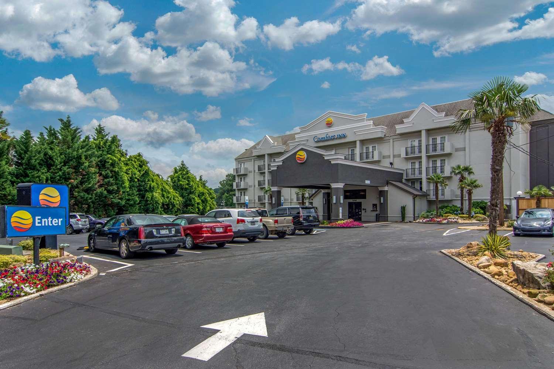 Exterior view - Comfort Inn North Atlanta