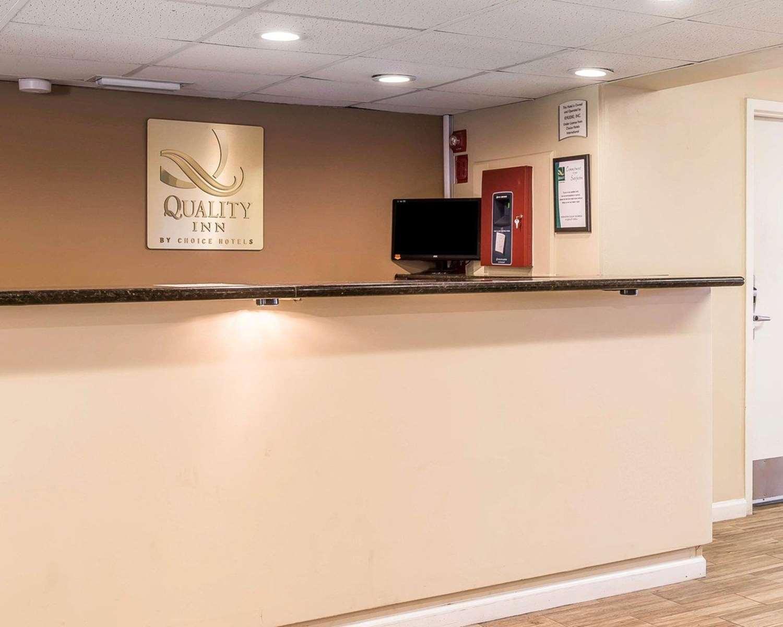 Lobby - Quality Inn Kingsland