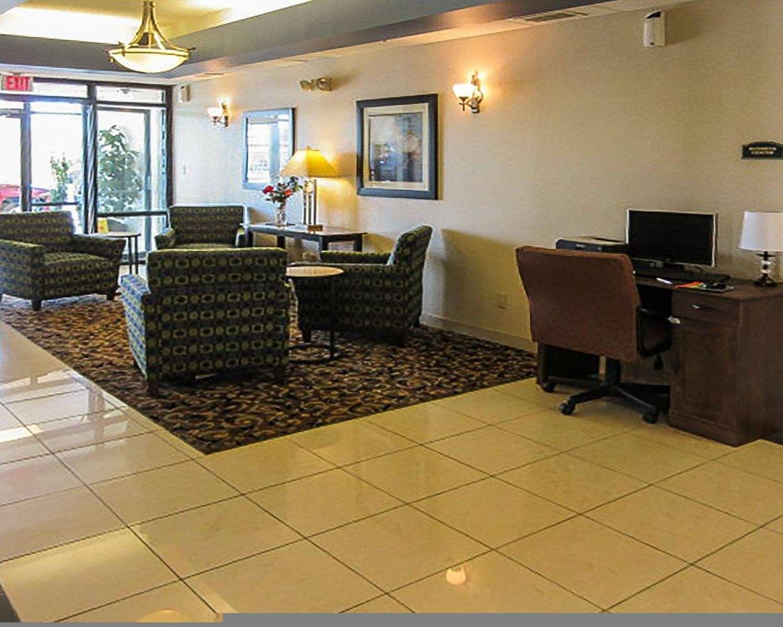 Lobby - Quality Inn Winder
