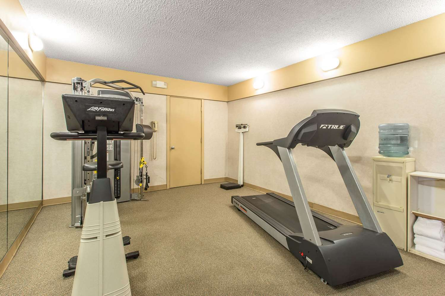 Fitness/ Exercise Room - Quality Inn & Suites McDonough