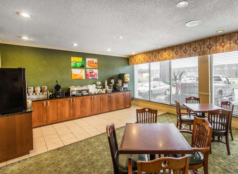 Restaurant - Quality Inn & Suites McDonough