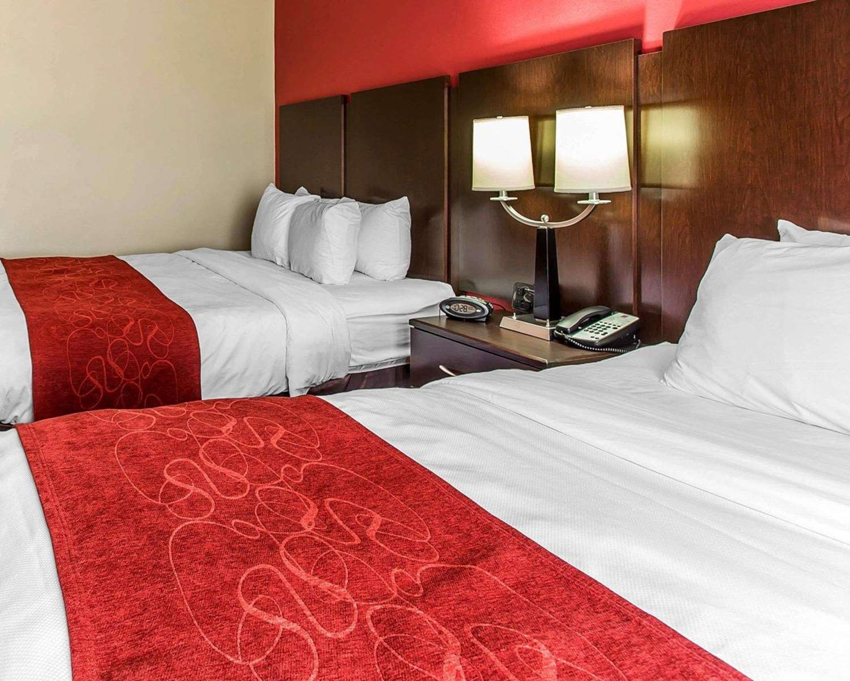 Room - Comfort Suites Stockbridge