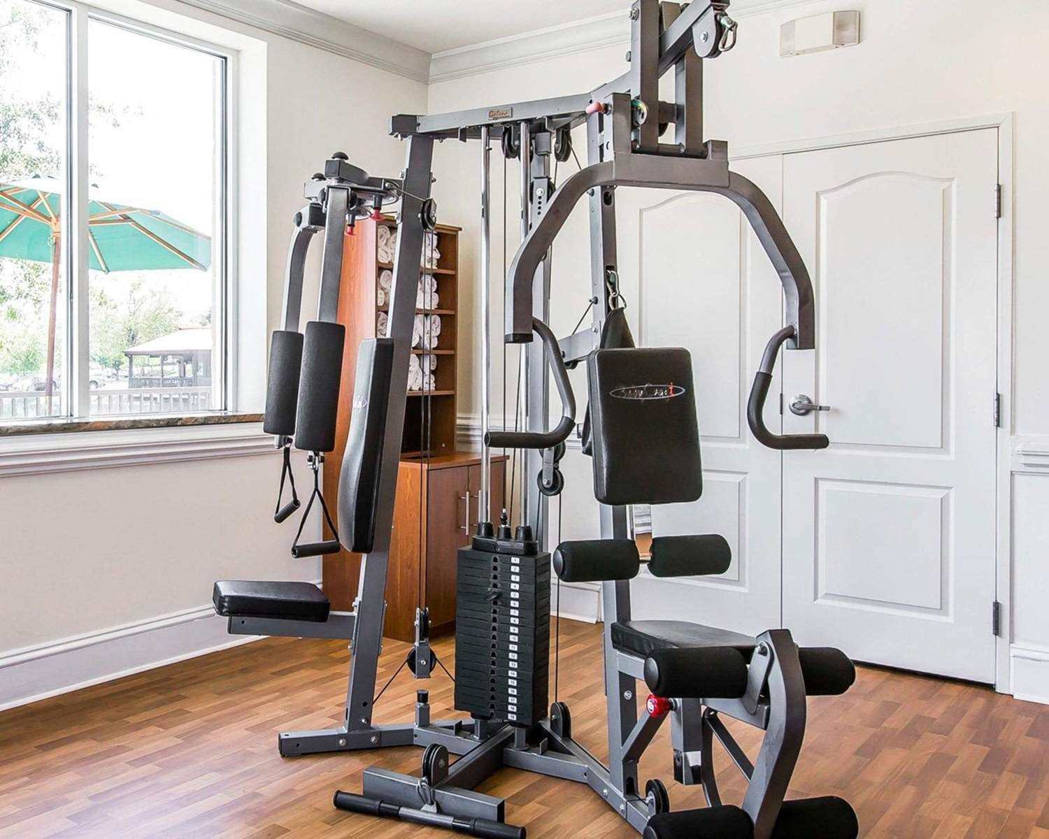 Fitness/ Exercise Room - Comfort Suites Valdosta