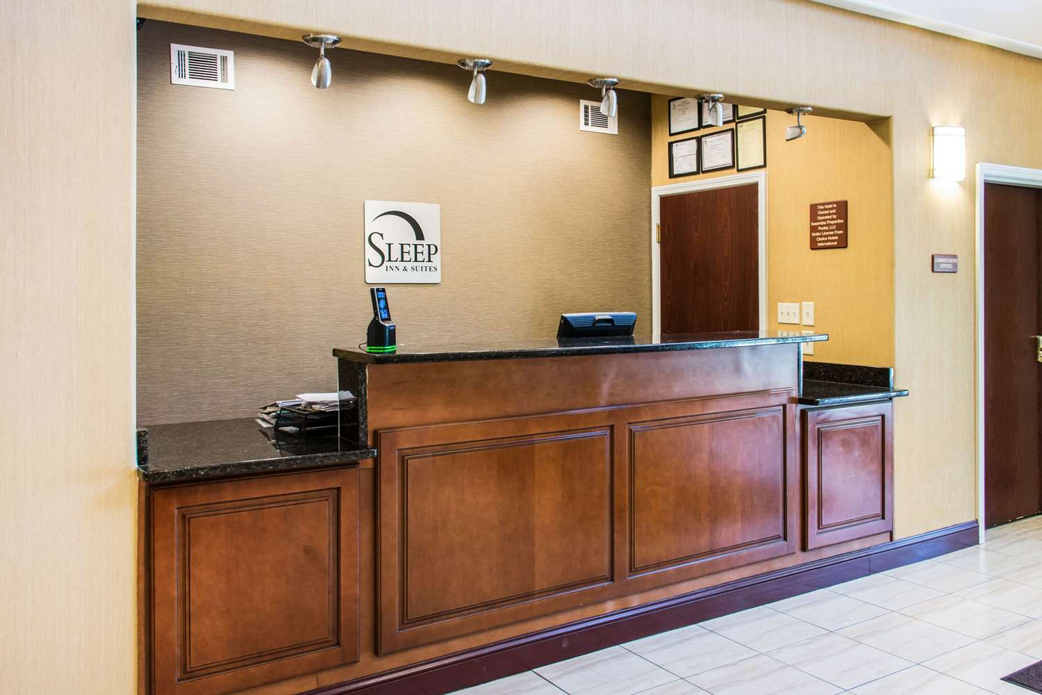 Lobby - Sleep Inn & Suites Pooler