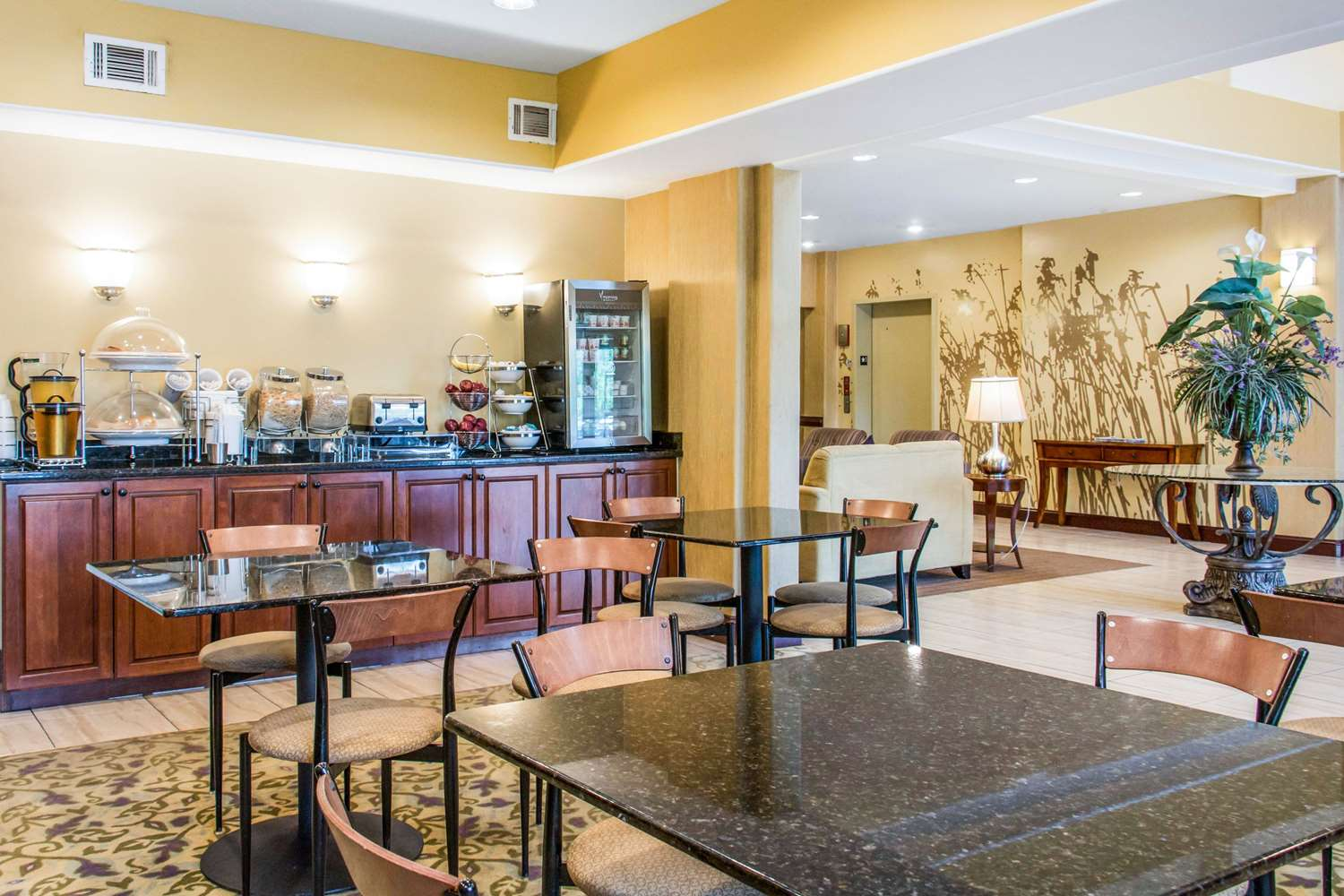Restaurant - Sleep Inn & Suites Pooler
