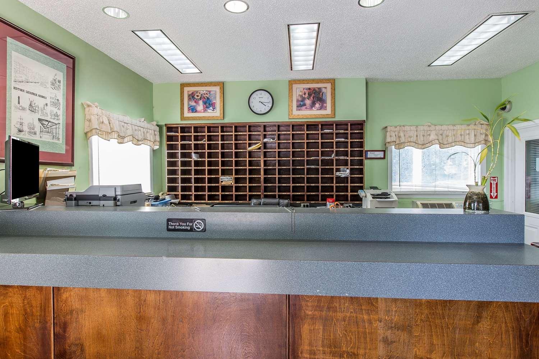 Lobby - Suburban Extended Stay Hotel Savannah