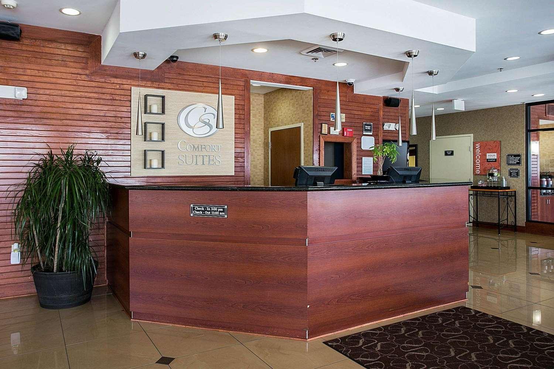 Lobby - Comfort Suites Augusta