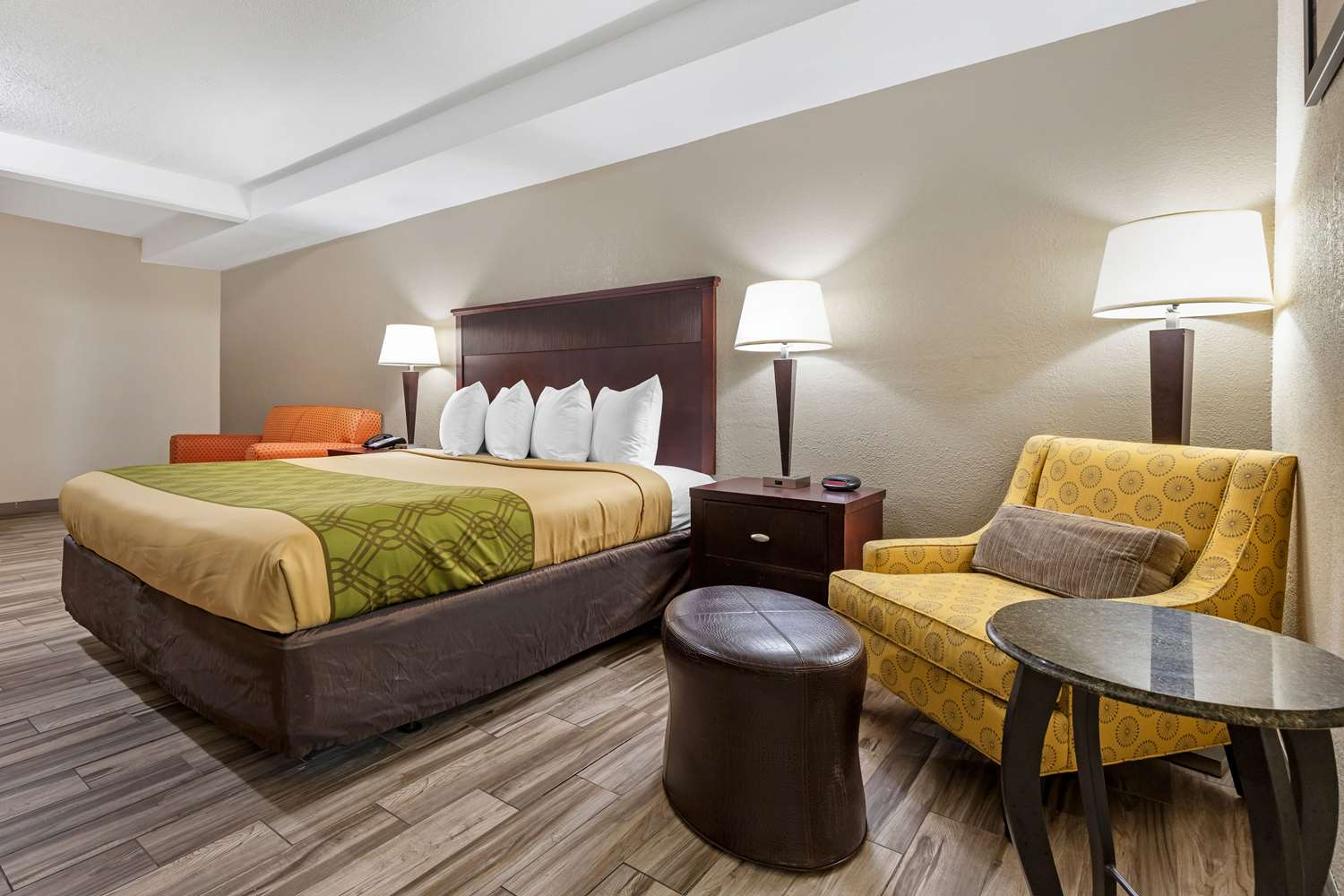 Room - Econo Lodge Downtown Augusta