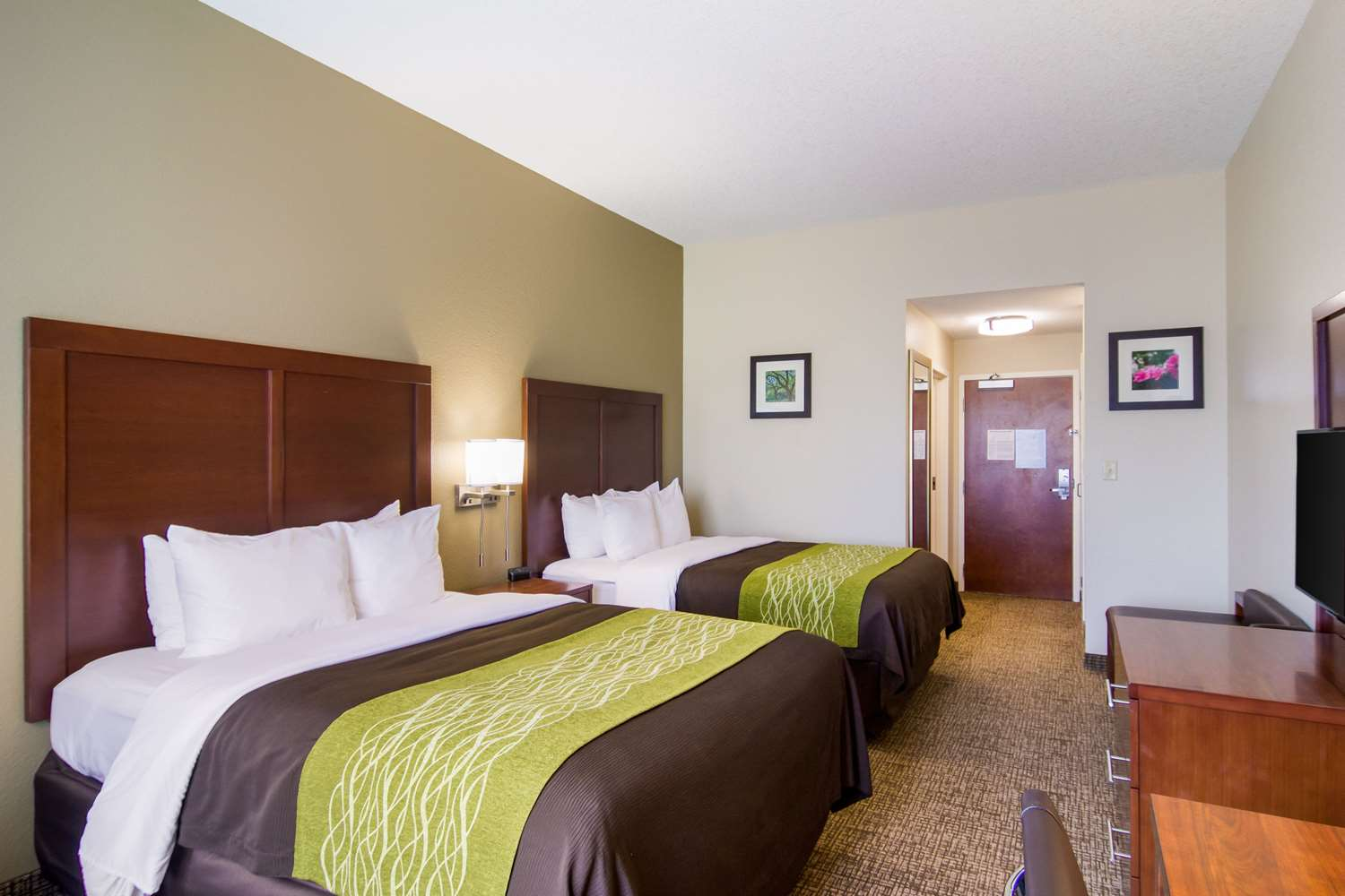 Room - Comfort Inn Blackshear