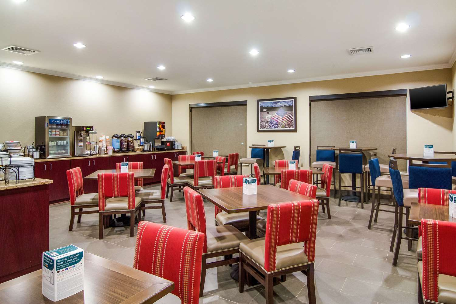 Restaurant - Comfort Inn Blackshear