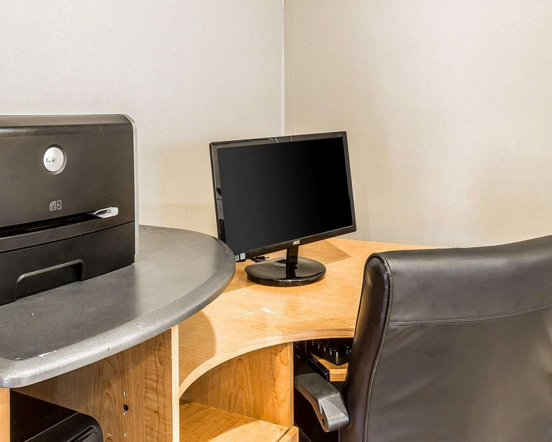 Conference Area - Quality Inn & Suites Statesboro