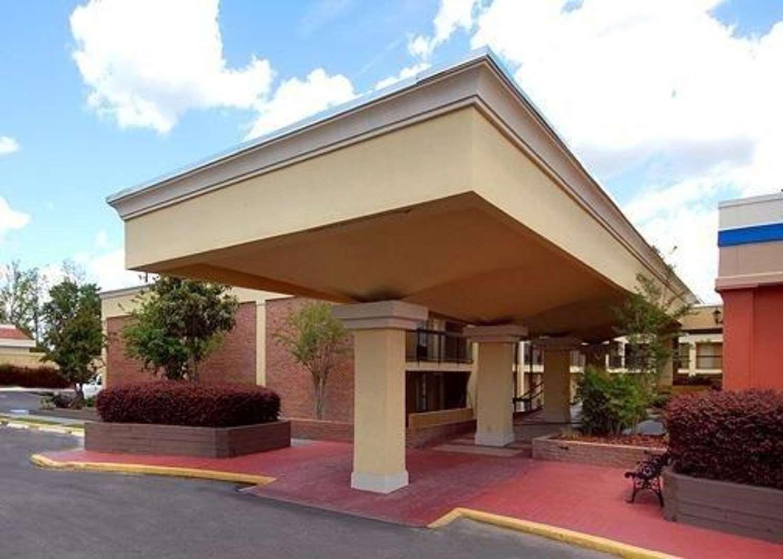 Exterior view - Quality Inn & Suites Statesboro