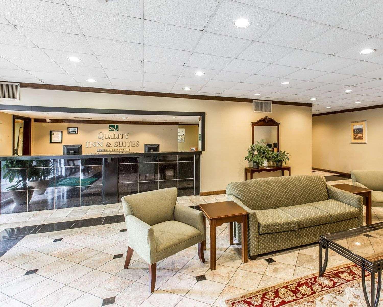 Lobby - Quality Inn & Suites Statesboro