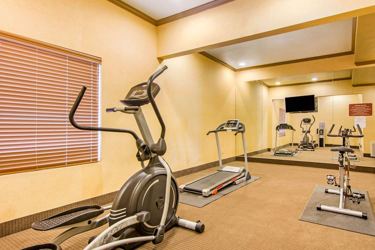 Fitness/ Exercise Room - Sleep Inn & Suites Athens