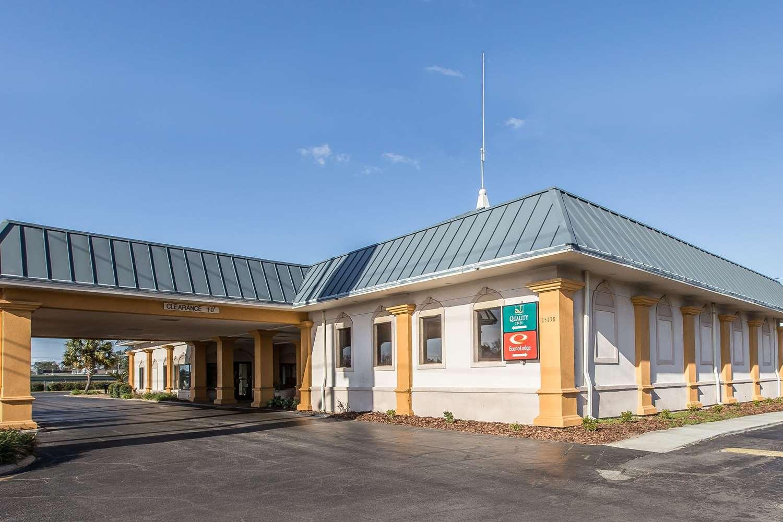 Exterior view - Econo Lodge Thomasville