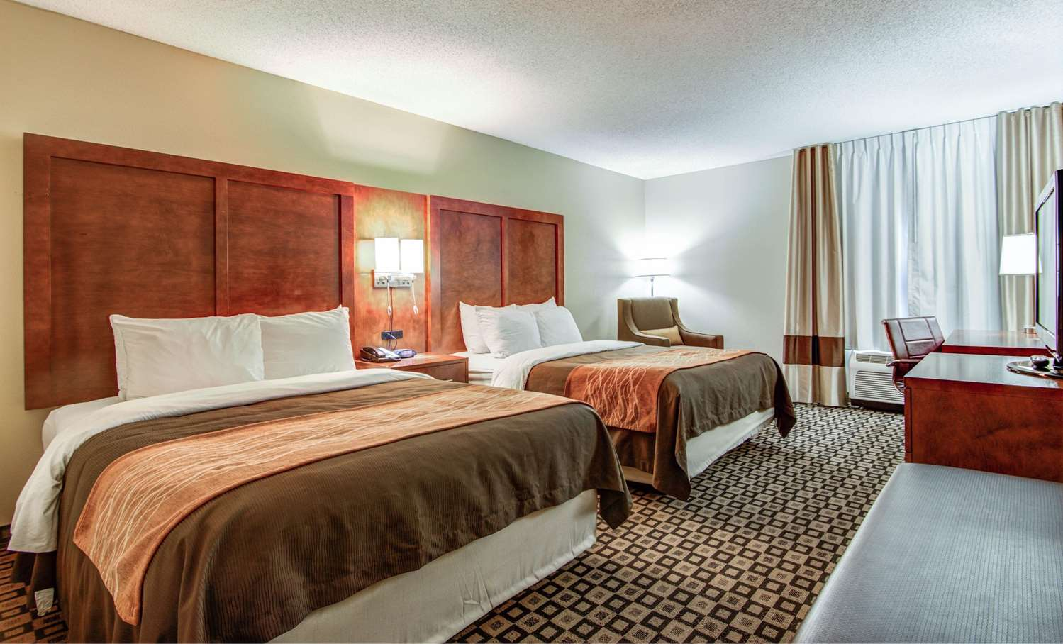 Room - Comfort Inn & Suites Athens