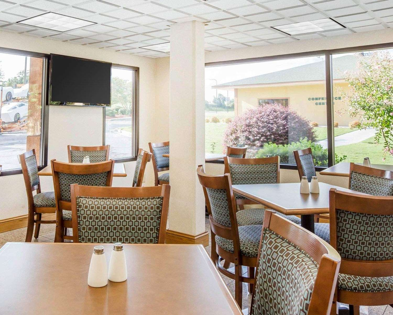 Restaurant - Quality Inn Macon