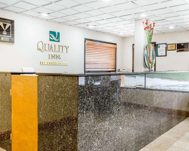 Lobby - Quality Inn Macon