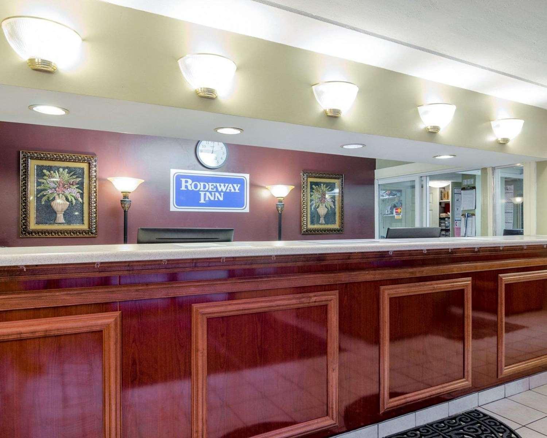 Lobby - Rodeway Inn Norcross