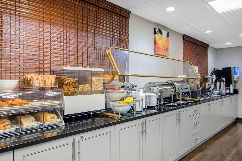 Restaurant - Clarion Suites Gwinnett Place Duluth