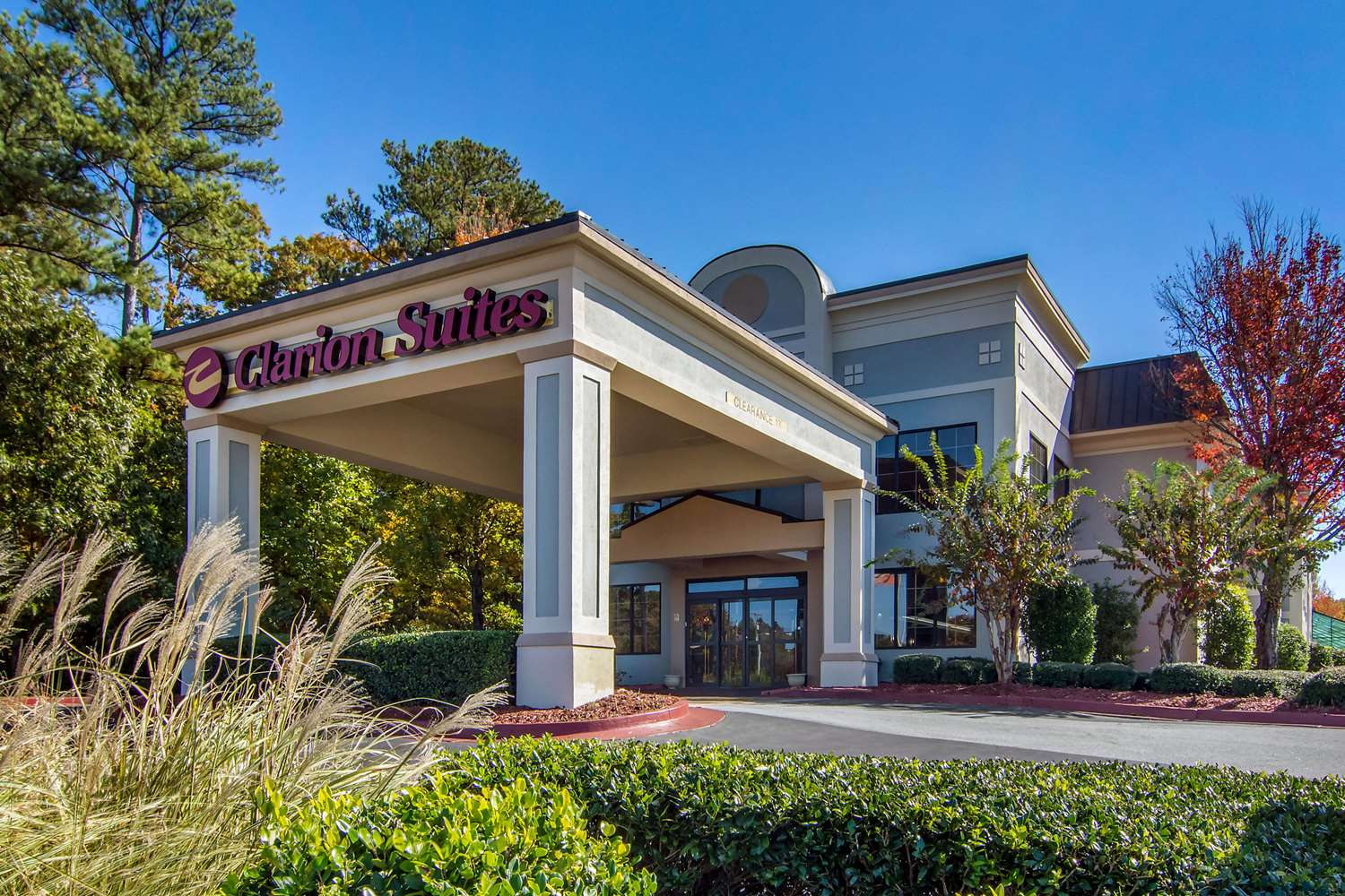 Exterior view - Clarion Suites Gwinnett Place Duluth