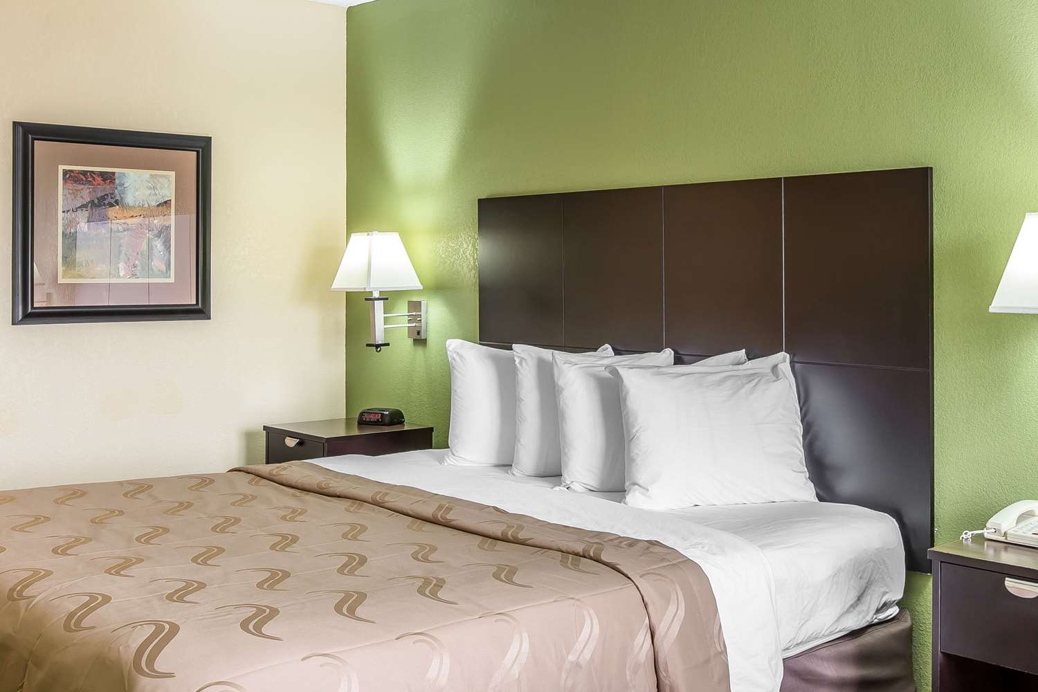 Room - Quality Inn Adairsville