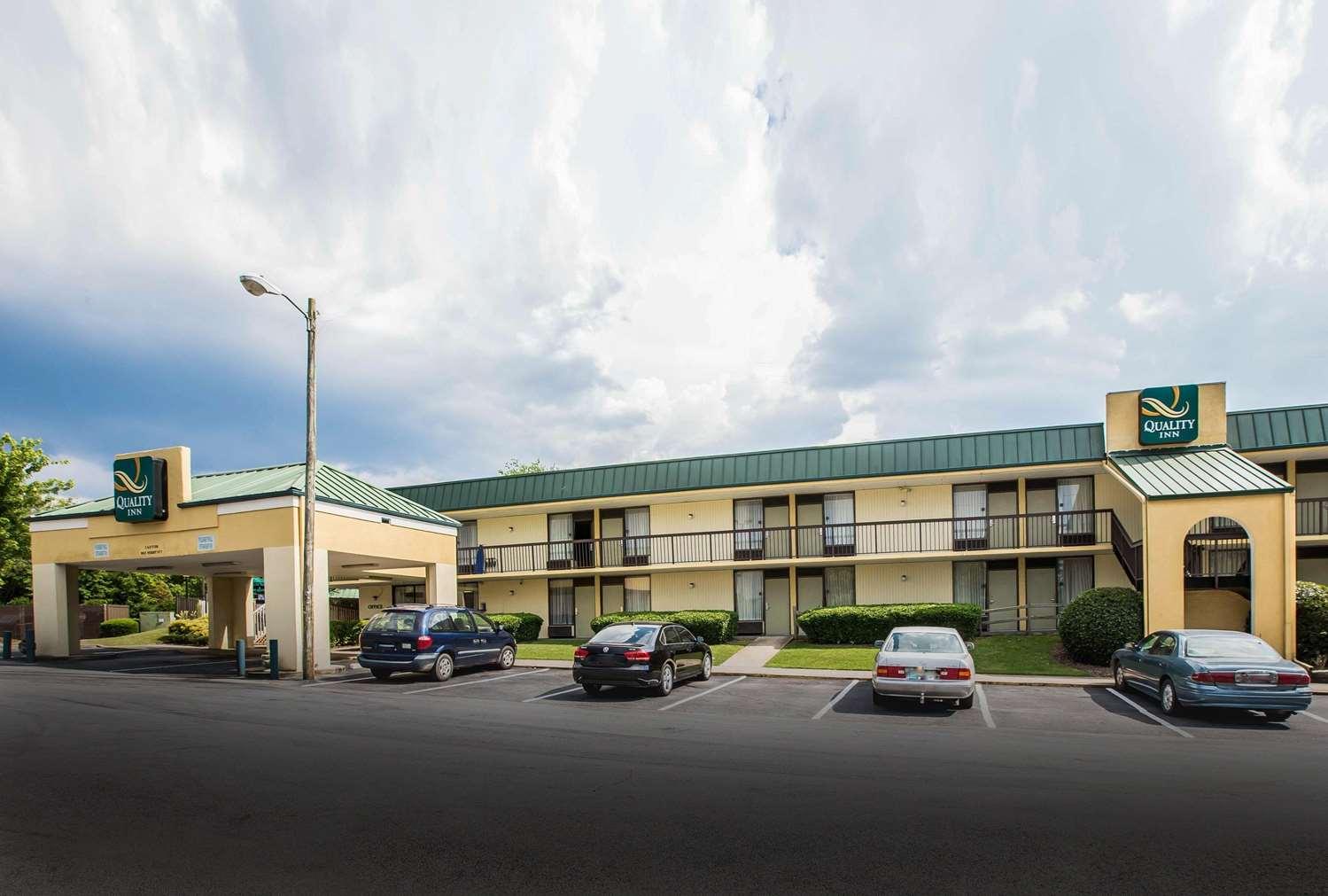 Exterior view - Quality Inn Madison