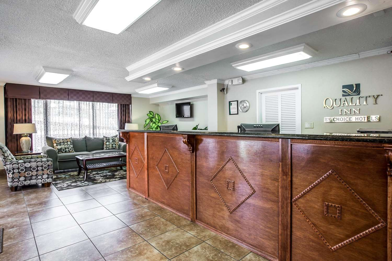 Lobby - Quality Inn Madison