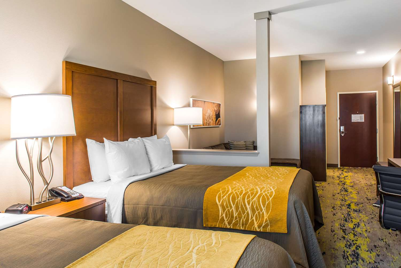 Suite - Comfort Inn & Suites Valdosta