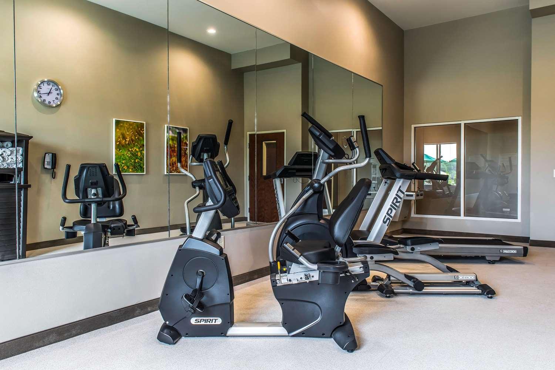 Fitness/ Exercise Room - Comfort Inn & Suites Valdosta