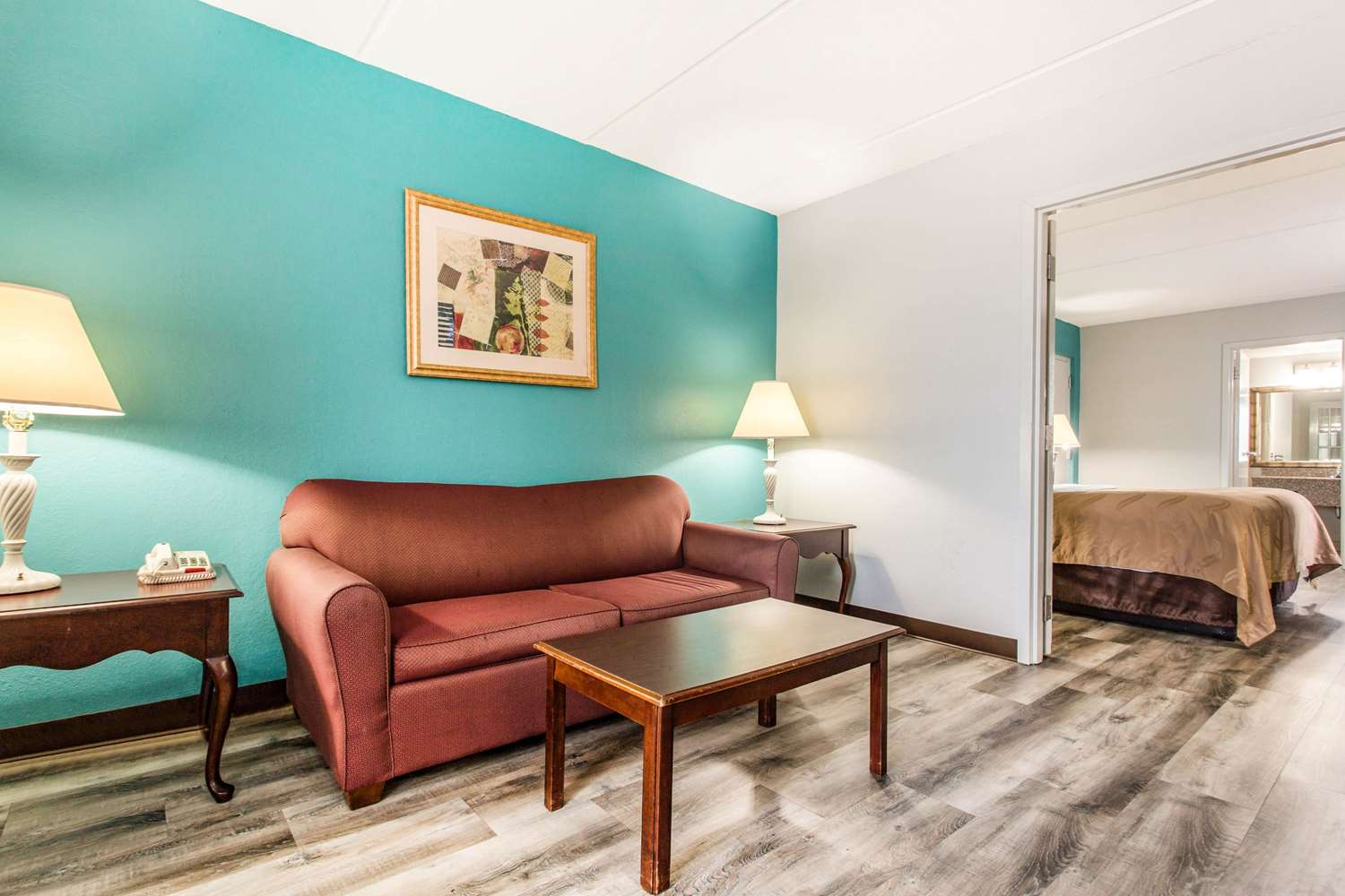 Suite - Quality Inn & Suites Vidalia