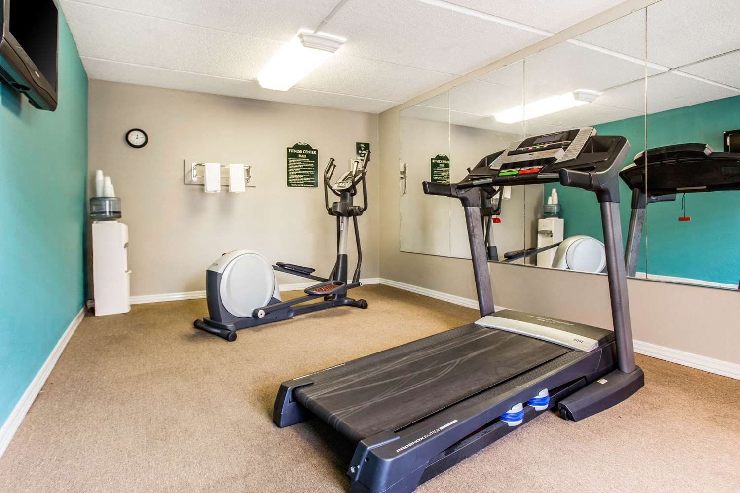 Fitness/ Exercise Room - Quality Inn & Suites Vidalia
