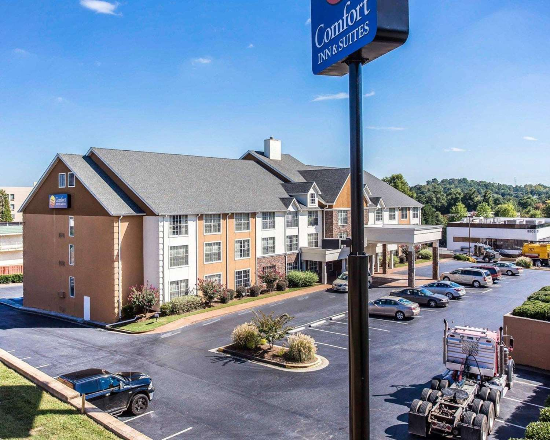 Exterior view - Comfort Inn & Suites Dobbins Air Reserve Base Smyrna