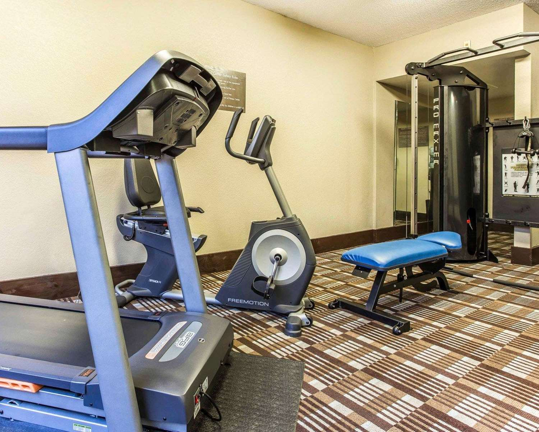 Fitness/ Exercise Room - Comfort Inn & Suites Dobbins Air Reserve Base Smyrna