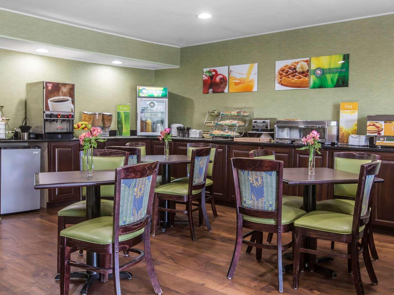 Restaurant - Quality Inn Cedartown