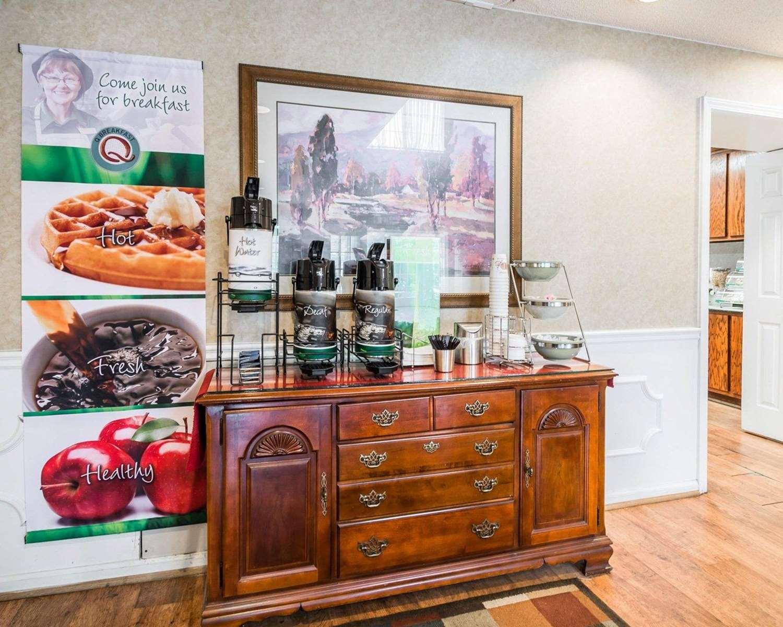 Lobby - Quality Inn Bainbridge