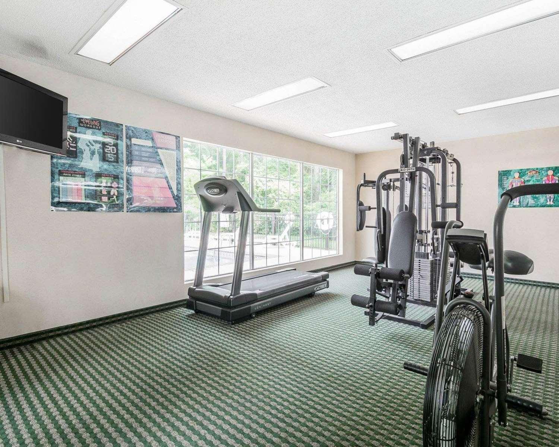 Fitness/ Exercise Room - Quality Inn Bainbridge