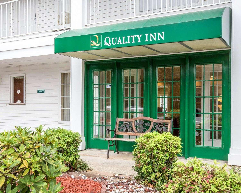 Exterior view - Quality Inn Carrollton