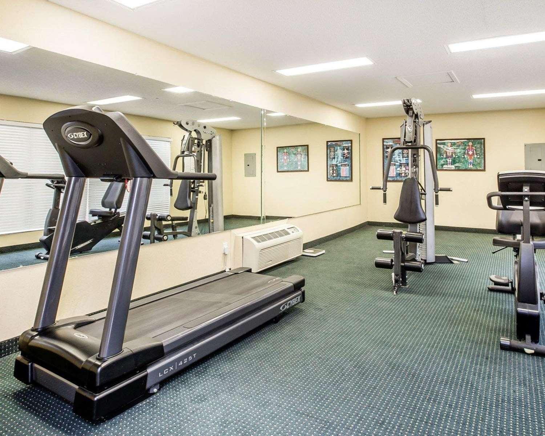Fitness/ Exercise Room - Quality Inn Carrollton