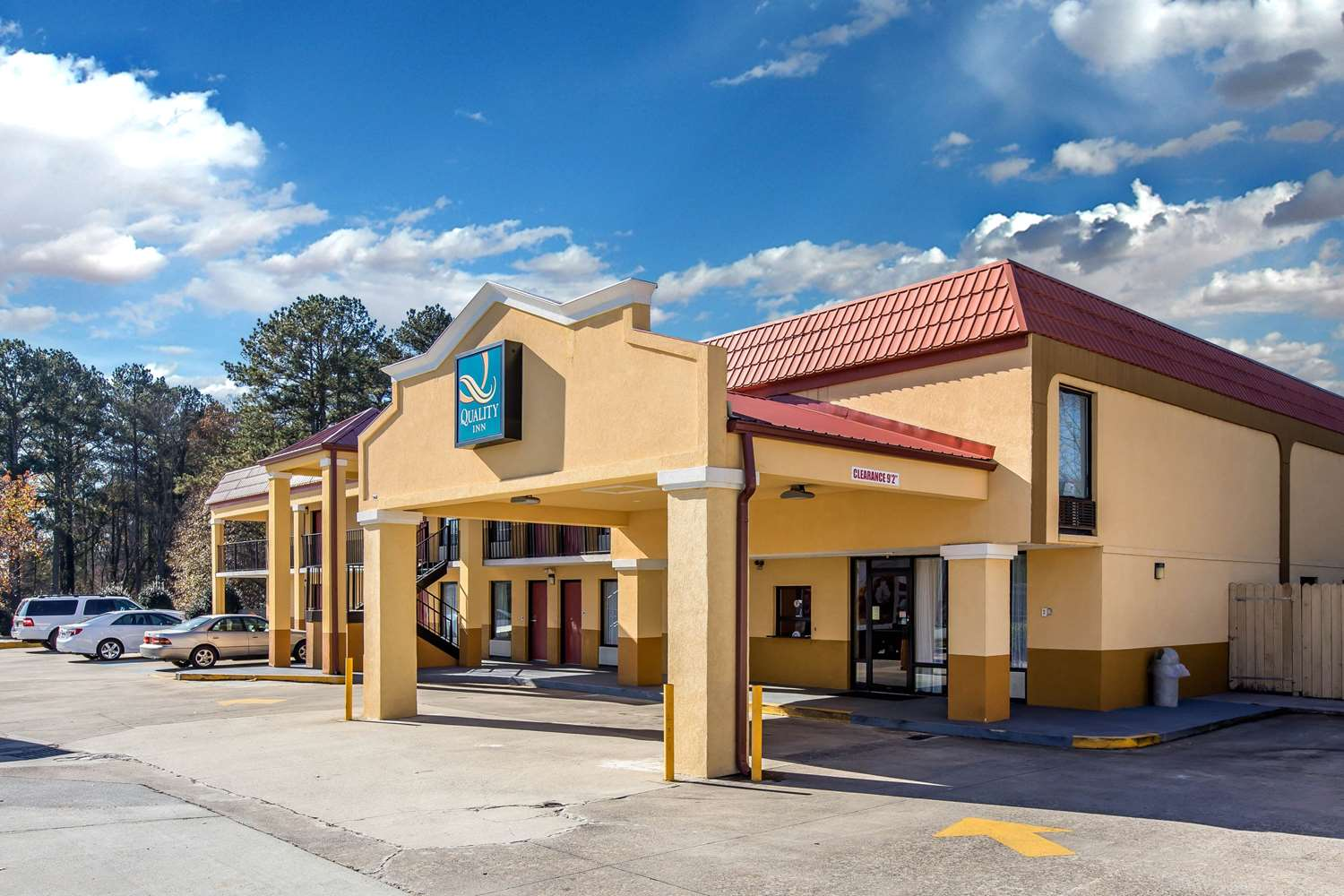 Exterior view - Quality Inn Acworth