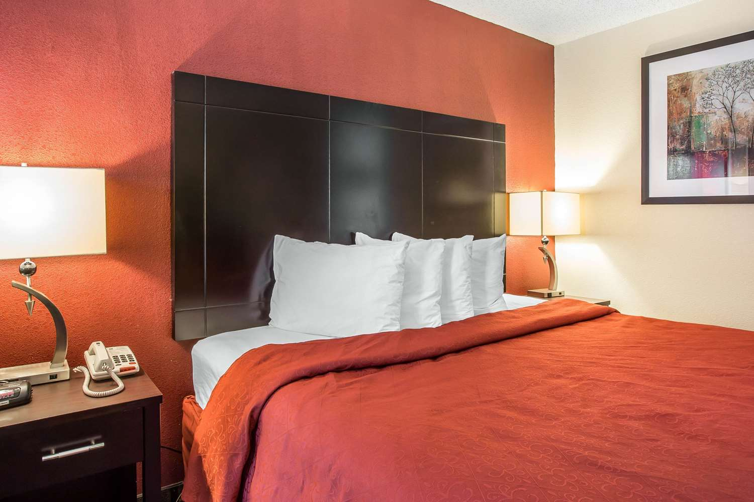 Room - Quality Inn Acworth