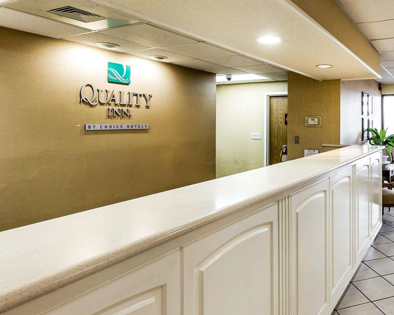 Lobby - Quality Inn at the Mall Valdosta