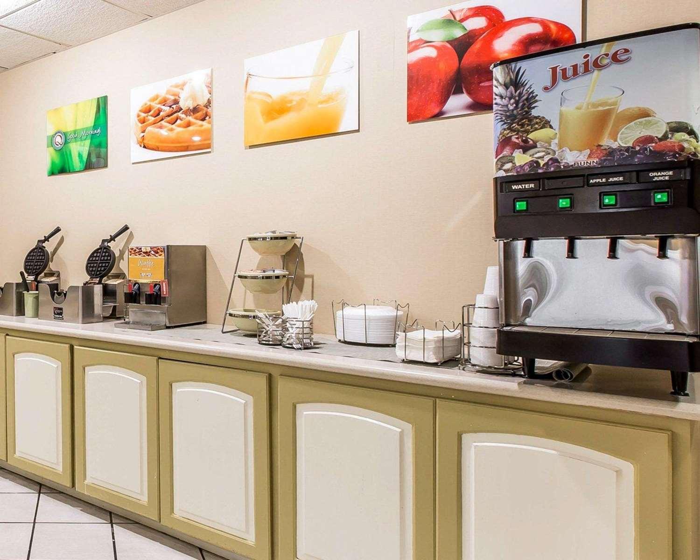 Restaurant - Quality Inn at the Mall Valdosta
