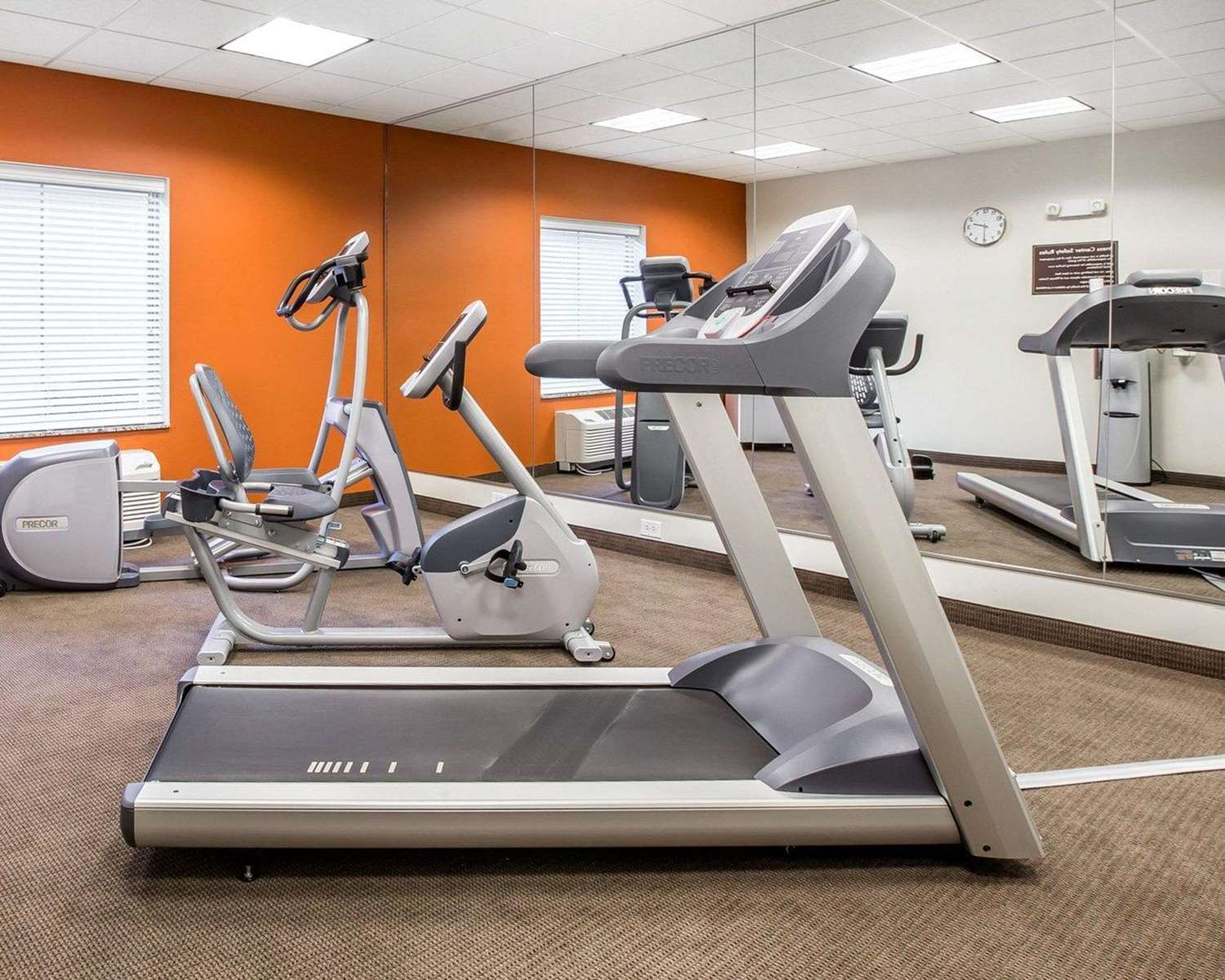 Fitness/ Exercise Room - Sleep Inn Emerson