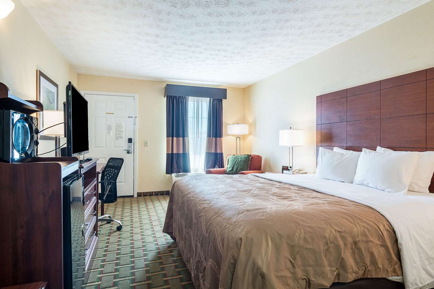 Room - Quality Inn Hartwell