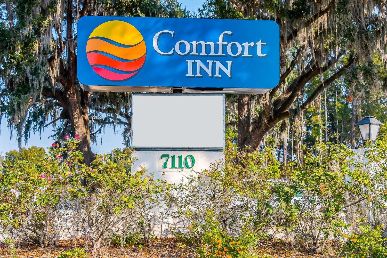 Exterior view - Comfort Inn Savannah