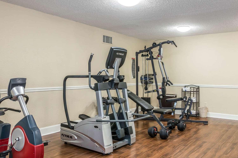 Fitness/ Exercise Room - Comfort Inn Savannah