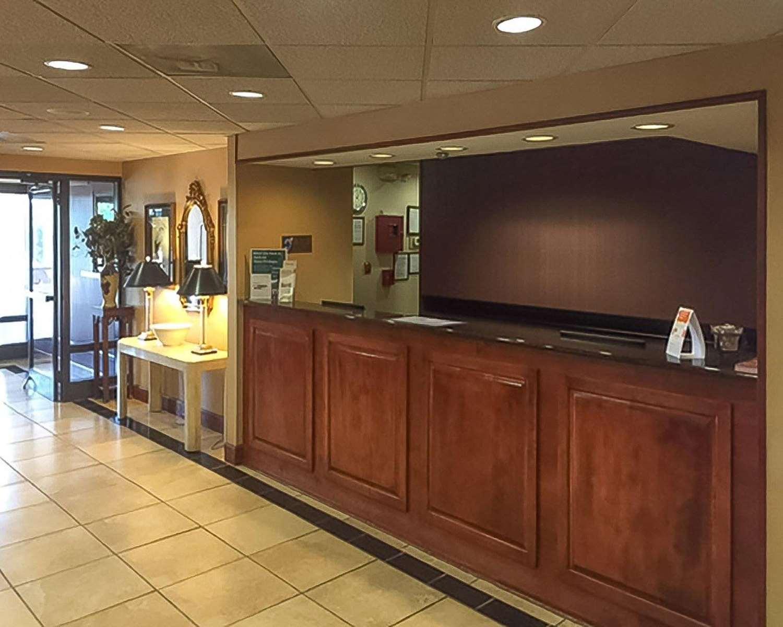 Lobby - Econo Lodge Cordele
