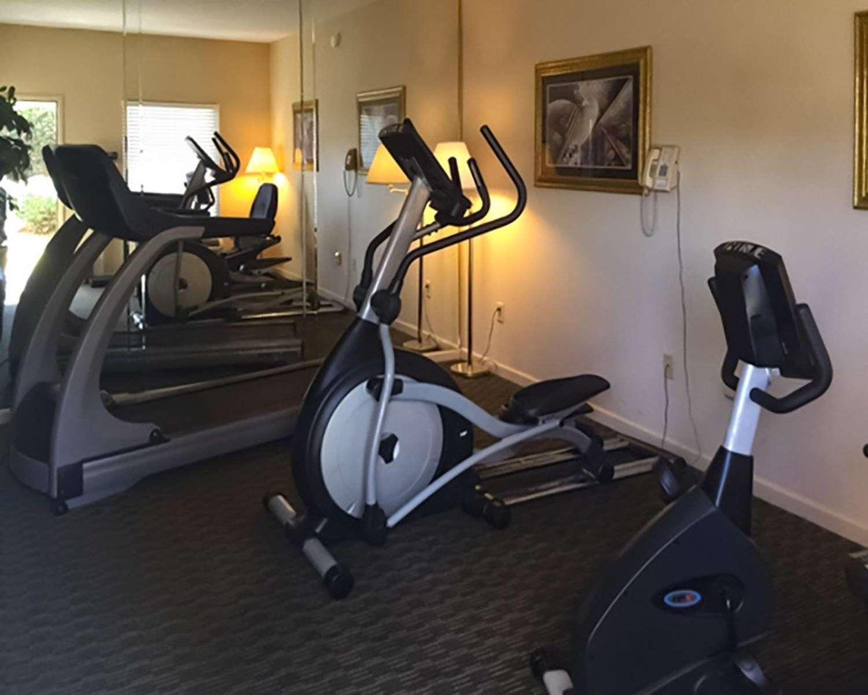 Fitness/ Exercise Room - Econo Lodge Cordele